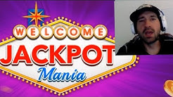 JACKPOT MANIA Slots Casino Vegas Slot Machines Part 1 Android / iOS Game | Youtube YT Gameplay Video