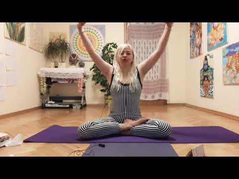 Медитация и часть йоги быстро и эффективно