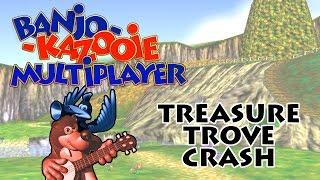 Banjo Kazooie Multiplayer - Treasure Trove Crash