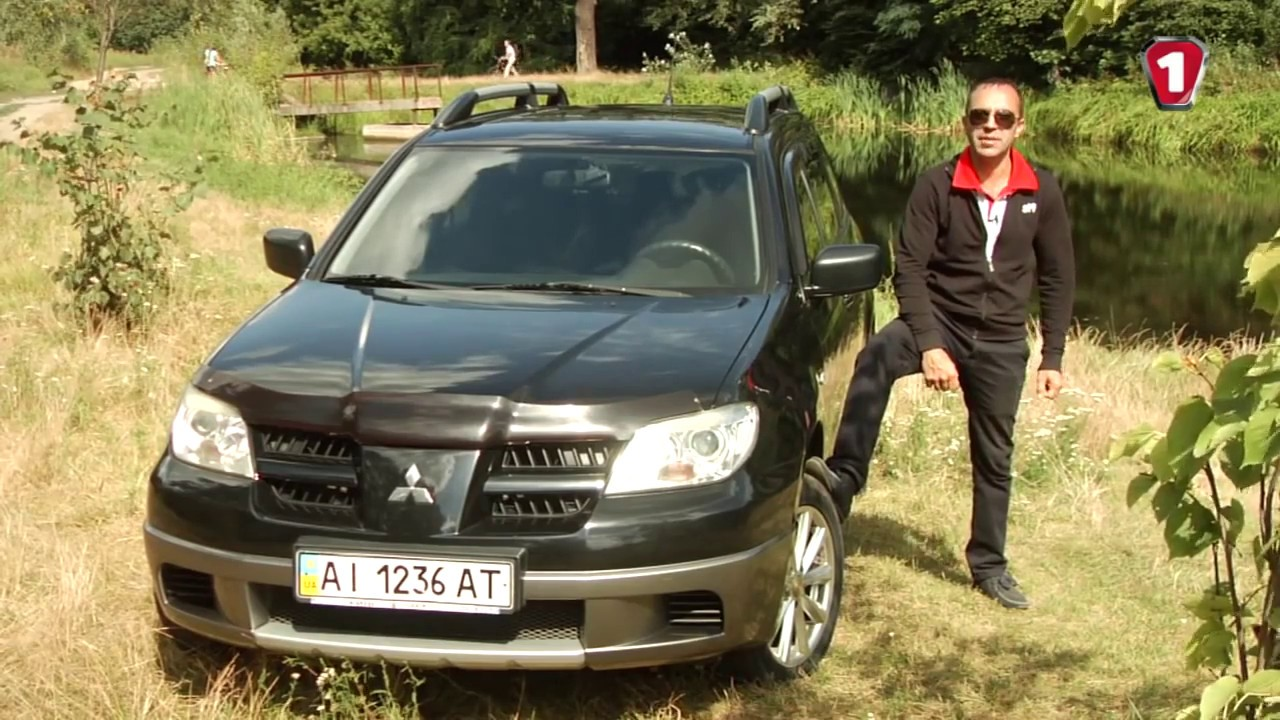 Mitsubishi Outlander - YouTube