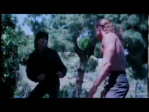 "Pure Fight Scenes: Gary Daniels (1) ""American Streetfighter"" (1992) Gerald Okamura, Roger Yuen"
