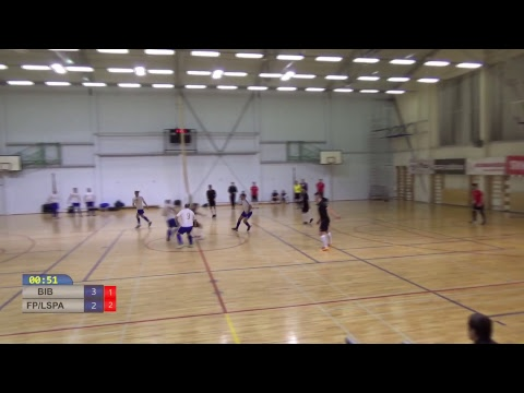 Baltic International Bank - Futbola Parks / LSPA    Elites līga