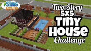 sims freeplay story tiny 5x5