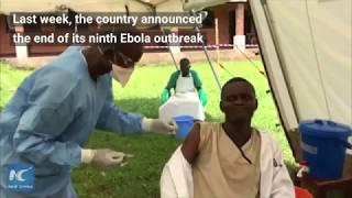 New ebola outbreak confirmed in democratic republic of congo