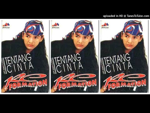 RC Formation - Tentang Cinta (1995) Full Album