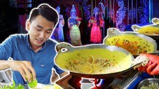 Bánh xèo & lễ hội đặc biệt của người Hoa. Ăn uống ở Bạc Liêu phần 2