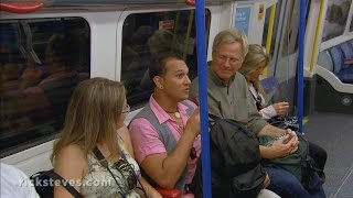 London, England: Using the Tube