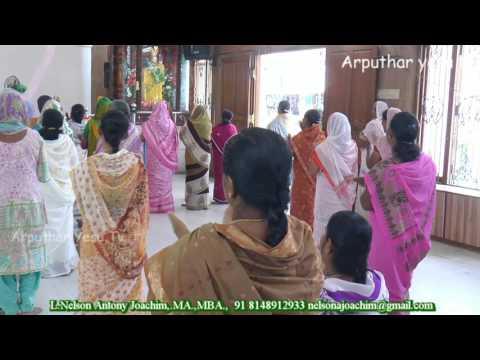 Divine Life Ministries by Rev.Fr.David Retreat 19/3/17 Muthamizh Nagar, Kodungaiyur, Chennai