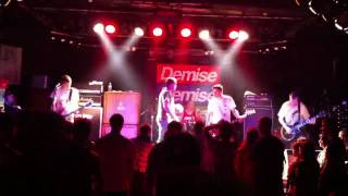 Stick to your guns - Some kind of hope (Wien 14.2.2011)