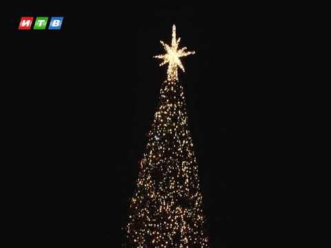 ТРК ИТВ: Симферополь примеряет новогодние наряды