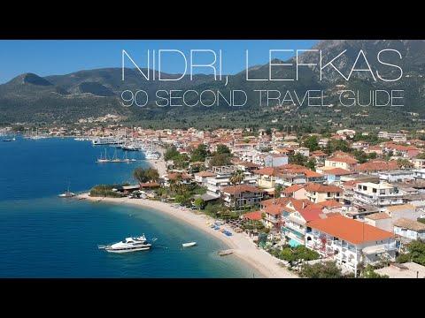 Nidri, Lefkas, Greece with Sunvil Holidays-90 second travel guide