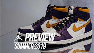 Every Air Jordan Releasing In Summer 2019