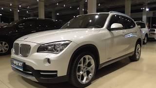 BMW X1 I (E84) Рестайлинг