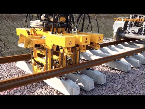 Amazing Modern Road Construction Machines Technology, Fastest Road Paving Machine Skills Working