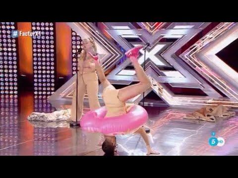 Factor X España 2018 Comeme El Donut 🍩