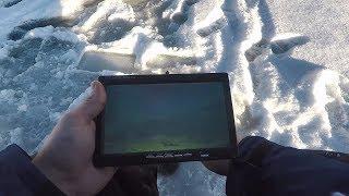 Испытание камеры с отключаемой подсветкой. Камера для рыбалки своими руками.