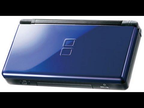 nintendo ds lite cobalt blue unboxing youtube. Black Bedroom Furniture Sets. Home Design Ideas