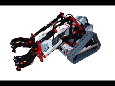 Lego Mindstorms Lifter