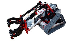 Lego Mindstorms Lifter