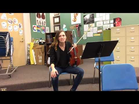 A Day in the Life of a Middle School Orchestra Teacher
