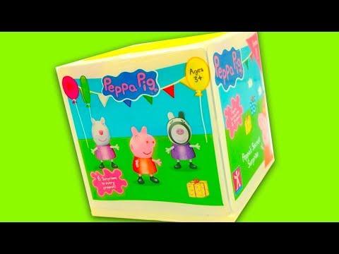 Новые сюрпризы и игрушки из мультиков для детей