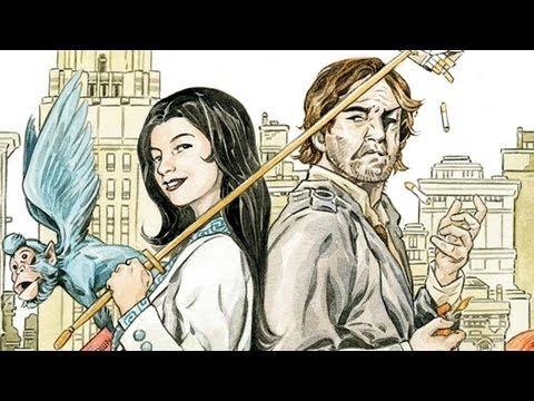 DC Comic's 'Fables' Headed To Big Screen