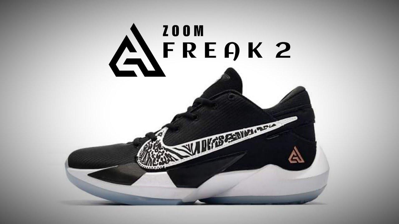 NIKE ZooM Freak 2 BLACK   RELEASE INFO #Freak2