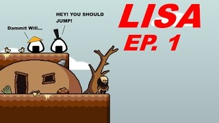 Let#39s Play LISA the Painful RPG Blind play-through