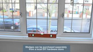 Ensuring The Frame For Your New Window Shutters Is Installed Properly
