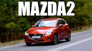 Mazda2 (ENG) - Test Drive and Review
