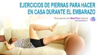 Embarazo durante el piernas abultadas