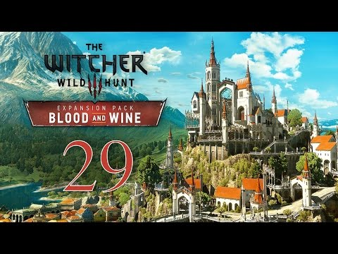 the-witcher-3:-blood-and-wine---[gameplay-ita---pc]---#29---il-cintriano