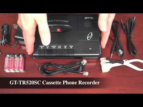 Telephone Recording Device