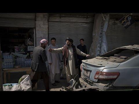 طالبان: تفجير انتحاري استهدف المسجد في مدينة قندوز وسقوط أكثر من 50 قتيلاً…