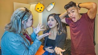 Telling My Mom My Sister Is Pregnant At 16!