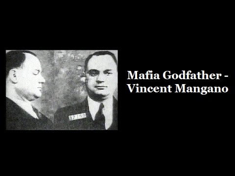 Godfather - Vincent Mangano