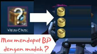 Battle point trick - Cara mudah dapat battle point Mobile legends terbaru