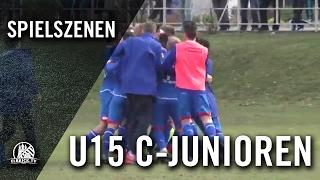 TSG 1899 Hoffenheim - Hamburger SV (U15 C-Junioren, Viertelfinale, Nike Premier Cup 2016)