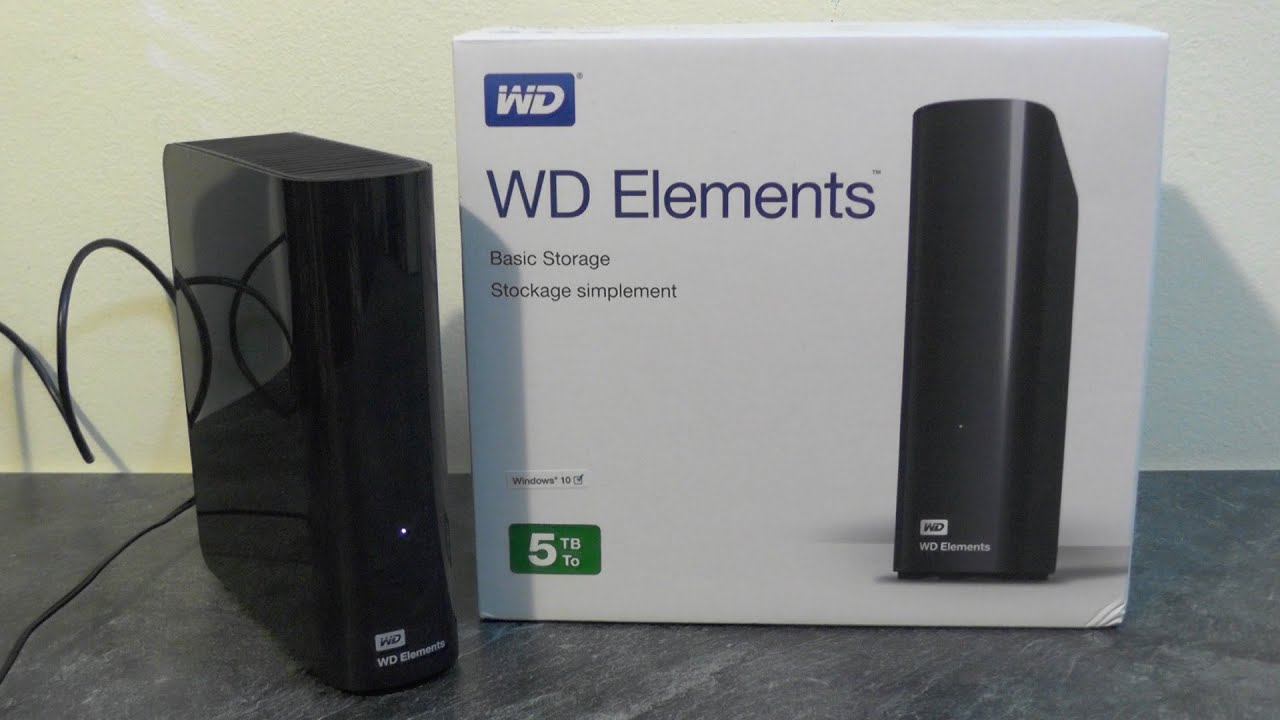 WD ELEMENTS DESKTOP 2TB WINDOWS 8.1 DRIVER DOWNLOAD