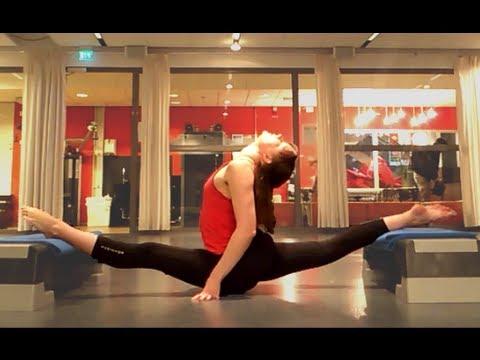splits training  oversplits progress  youtube