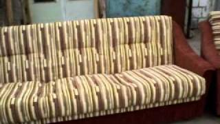 Мастерская: обивка, перетяжка, ремонт мягкой мебели.(Мастерская: обивка, перетяжка, ремонт старой и современной мягкой мебели. Замена поролона, пружин, механизм..., 2012-02-11T00:50:54.000Z)