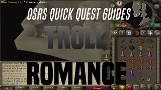 Quick Quest Guides - Troll Romance 11:34