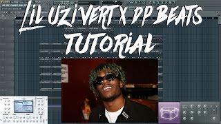 lil uzi x dp beats tutorial emotional type