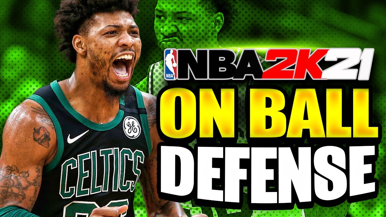 NBA 2K21 On Ball Defense Tutorial: Stop Sliding On Defense And Prevent Blowby Animations!