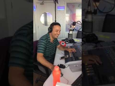 RÁDIO FEZ 92.9 FM Andersen locutor