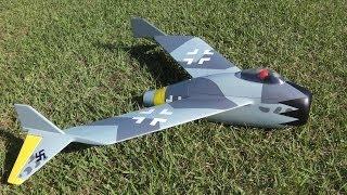 blohm voss bv p212 02 rc edf build flight