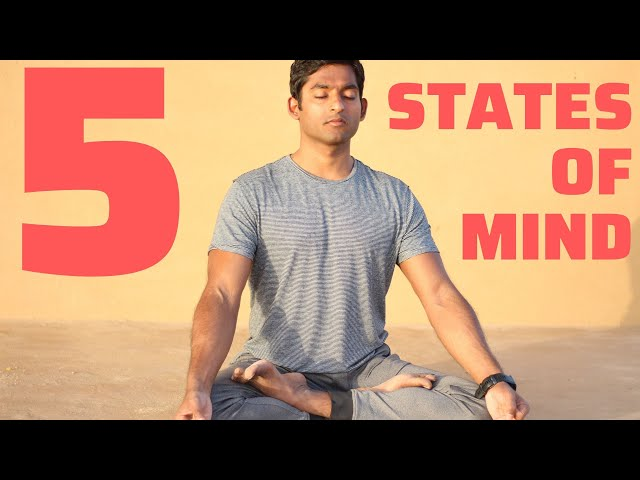 5 States of Mind | Dhyanse