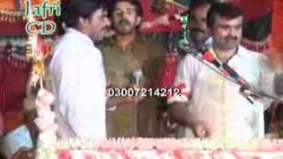 3 Shiban  2015 par New Qasida ,Zakir Qazi Waseem Abbas , La iela ha