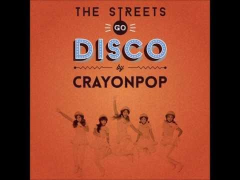 Crayon Pop - Dancing Queen (HQ)