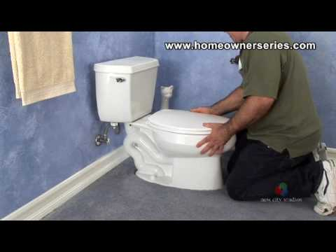 Leaking Toilet Base Youtube